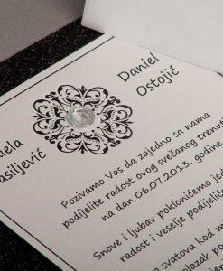 Pozivnice za vjencanje - pozivnica 3626 - slika-4