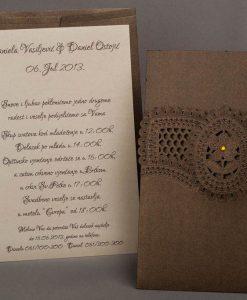 Pozivnice za vjencanje - pozivnica 3643 - slika-5