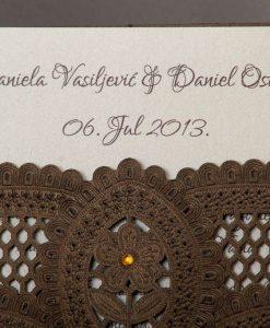 Pozivnice za vjencanje - pozivnica 3643 - slika-8