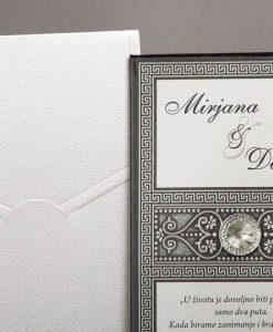 Pozivnice za vjencanje - pozivnica 3657 - slika-2
