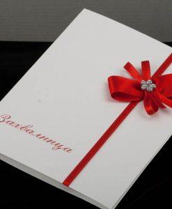 Pozivnice za vjencanje - foto zahvalnica 425 - slika 1