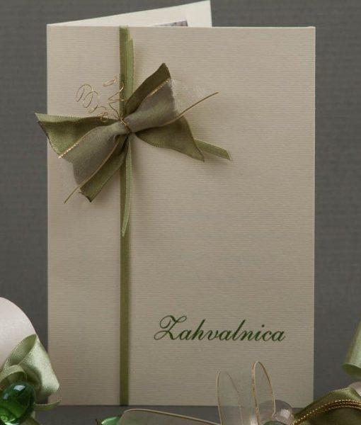 Pozivnice za vjencanje - foto zahvalnica 460 - slika 4