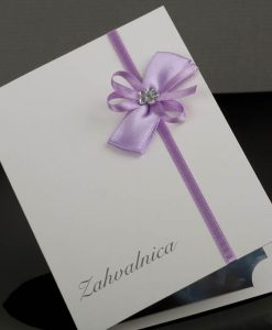 Pozivnice za vjencanje - foto zahvalnica 874 - slika 1