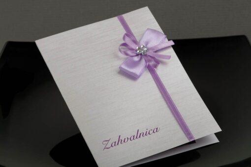 Pozivnice za vjencanje - foto zahvalnica 875 - slika 1