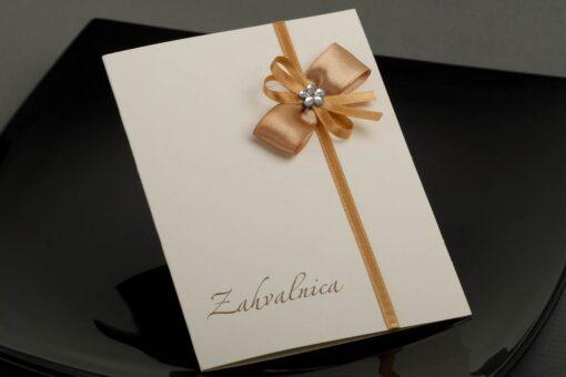 Pozivnice za vjencanje - foto zahvalnica 913 - slika 1