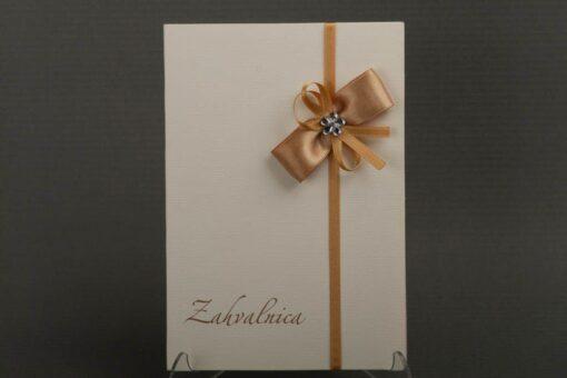 Pozivnice za vjencanje - foto zahvalnica 913 - slika 2