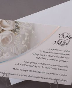 Pozivnice za vjencanje Megatrend 2014 - pozivnica 2637 - slika-2