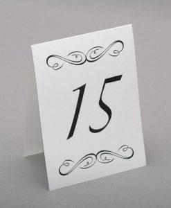 Pozivnice za vjenčanje - Megatrend - Oznaka mjesta 10008 - Sedef bijeli - Slika 2