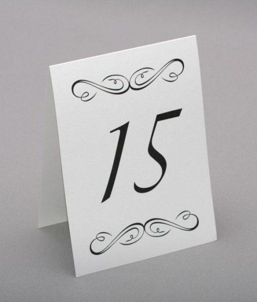 Pozivnice za vjenčanje – Megatrend – Oznaka mjesta 10008 – Sedef bijeli – Slika 2