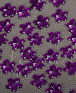Akrilni kamenčići - Cvjetići