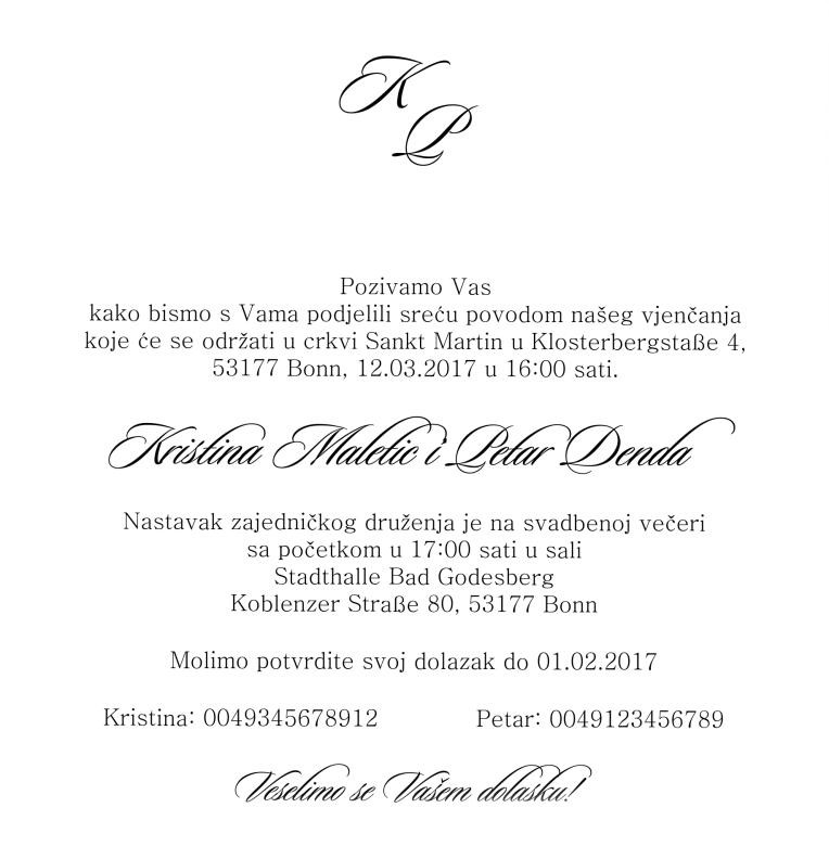 tekst za pozivnicu za rođendan Tekstovi za pozivnice   Pozivnice za vjenčanje tekst za pozivnicu za rođendan