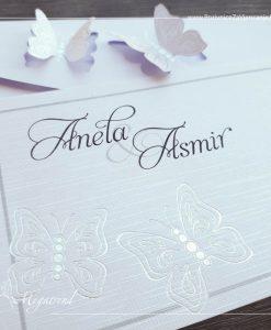 Pozivnica za vjenčanje 462