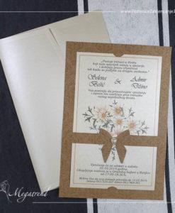 Pozivnica za vjencanje Megatrend 2763