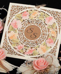 Pozivnica za vjencanje Megatrend - 5541
