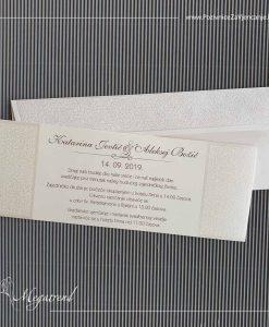 Pozivnica za vjenčanje 10369