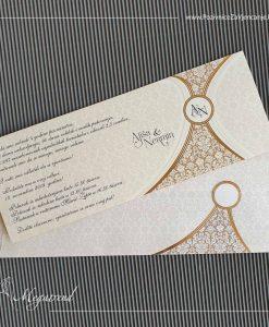 Pozivnica za vjenčanje 10378