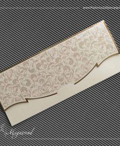Pozivnice za vjenčanje Megatrend Brčko - pozivnica za vjenčanje model 10506 elegantna bez koverte