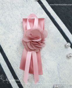 Kolekcija Prljavo roza - 1735 Mali rever 1
